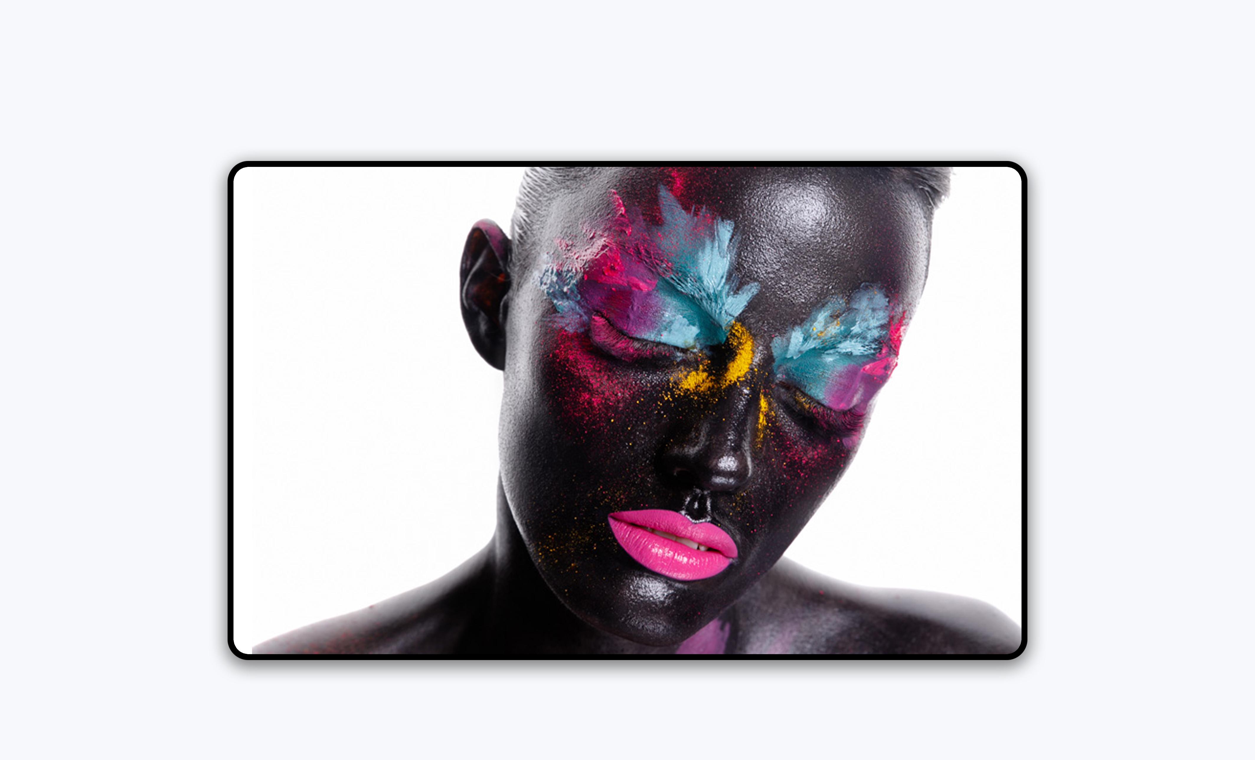 The Art Face